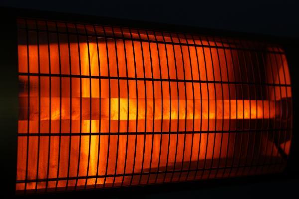 Infrarot-Heizstrahler sind in- und outdoor verwendbar