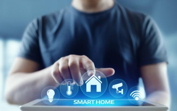 Infrarotheizungen sind mit einem Smart Home System kombinierbar