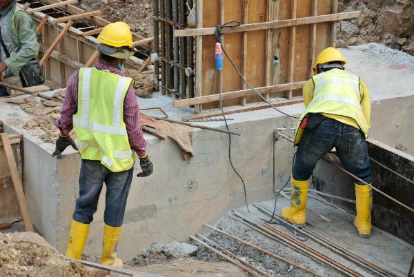 Die Erdung sollte bereits beim Hausbau berücksichtigt werden