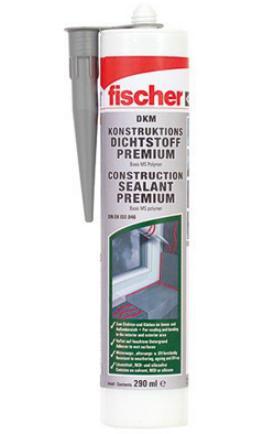 FISCHER 517598 DKM KONSTRUKTIONSDICHTSTOFF PREMIUM 290ML
