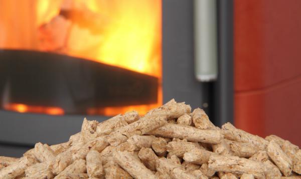 Holzpellets bieten viele Vorteile