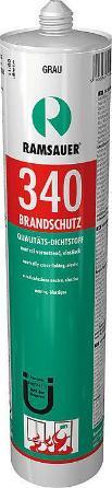 RAMSAUER BRANDSCHUTZSILIKON 340