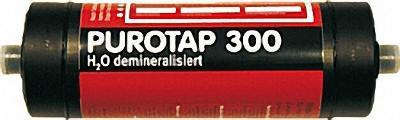 EINWEG-BEFÜLLPATRONE PUROTAP 500 FÜR SYSTEMWASSER- INHALT BIS 500 LITER
