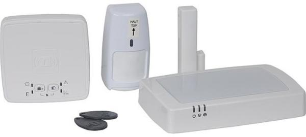 Funk-Alarmanlagen-Set-Honeywell-HS922GPRS