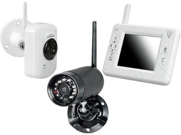 Funk-Videoueberwachungsset-DF15A-mit-Innen-und-Aussenkamera-DF20K