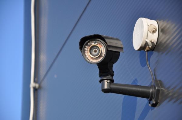 Moderne CCTV-Kamera
