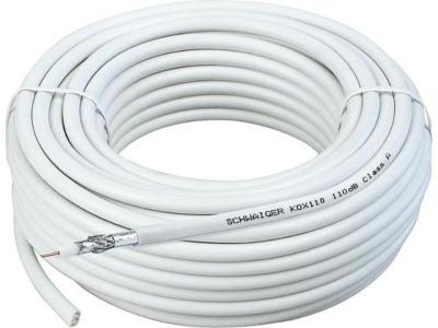 SAT-Koaxialkabel-110-dB-weiss-Rolle-a-100m