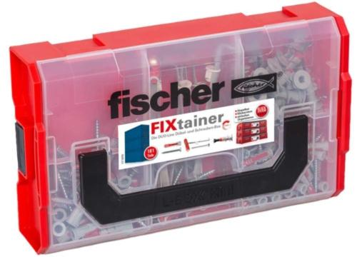 FISCHER-548862-FIXTAINER-DUO-LINE-DUOPOWER-DUOTEC-DUOBLADE-181-STUECK