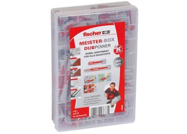 Fischer-540096-Meisterbox-DUOPOWER-kurz-lang-VPE-1-Stueck