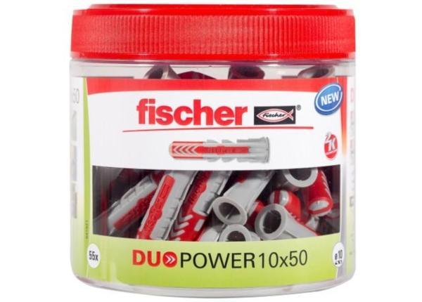 Fischer-541921-DUOPOWER-10-x-50-Runddose-VPE-1-Stueck