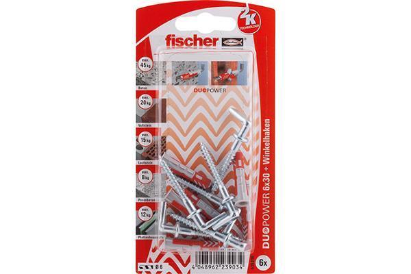 Fischer-Montage-Sets-DUOPOWER-mit-Winkelhaken
