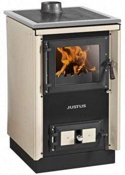JUSTUS-Festbrennstoffherd-Rustico-50-2-0-creme