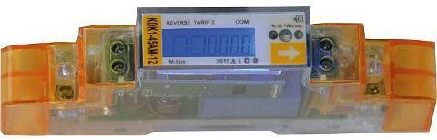 WECHSELSTROMZÄHLER 460545PRO MID 230V, 5(45)A, 50HZ MIT MODBUS