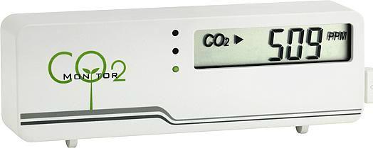AIR CONTROL CO2 MESSGERÄT