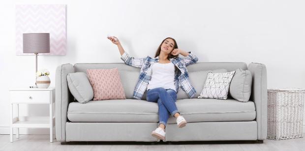 Zuhause wohl fühlen mit der Lüftungssteuerung
