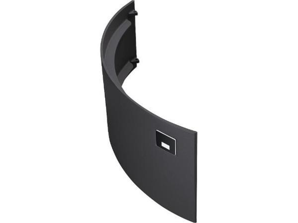 Gusstuer-Holzlegefach-zu-Polar-Neo-4-Schwarz