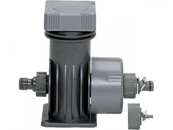 GARDENA Basisgerät 2000 Wasserdurchfluss ca. 2000 l/h