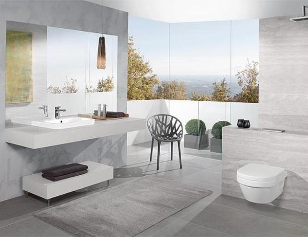 Combi-Pack-V-B-Architectura-Wand-Tiefspuel-WC-Design-WC-Sitz-mit-Softclose-weiss