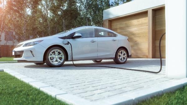 Elektroauto laden mit nachhaltigem Strom
