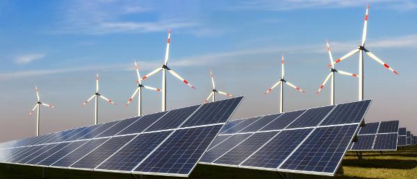 Die Zukunft liegt in regenerativen Energien