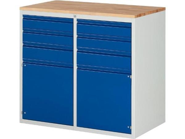 Lagerschrank-7-2-2-Top-Buche-Serie-Basic-5-1145x650x1035mm-garage-einrichten