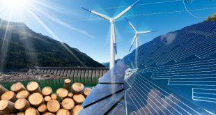 Erneuerbare-Energiequellen