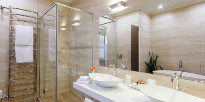Schmales Badezimmer einrichten - MeinHausShop Magazin
