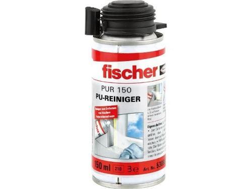 Fischer-PU-Pistolenreiniger-PUR-150-Bauschaum-Reiniger-pu-Bauschaum-entfernen-53083-VPE-1-Stueck