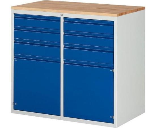 Lagerschrank-7-2-2-Top-Buche-Serie-Basic-5-1145x650x1035mm-ordnungssystem-in-der-garage