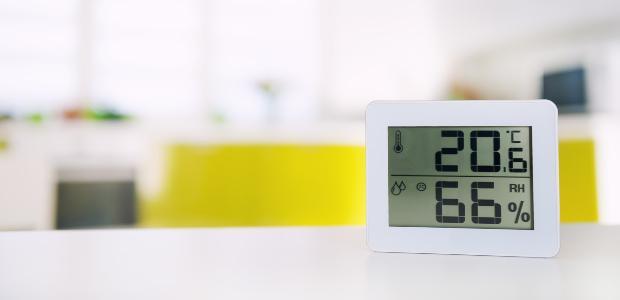 Richtig Heizen : Die Temperatur sollte zwischen 15 und 20 Grad liegen