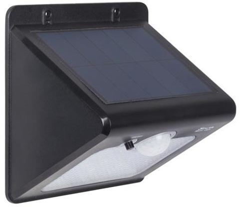 Solar-Leuchte mit PIR-Sensor - Wasserdicht CSOL20