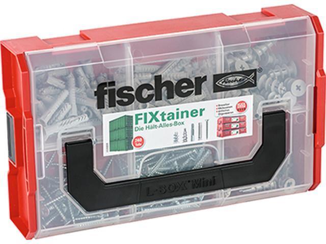 Fischer 532893 FIXtainer - Hält-Alles-Box