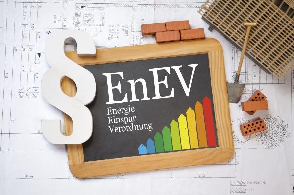 energie-einspar-verordnung gebaeudeenergiegesetz