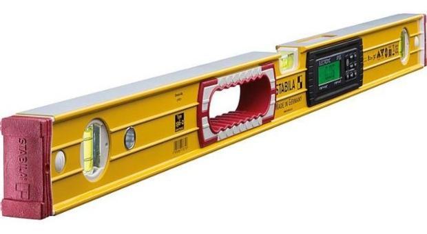 Wasserwaage Stabila Typ 196 elektronik, 80cm, IP65, inkl. Tasche