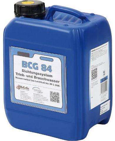 BCG Selbstdichter 84 | 1 Kanister = 5 Liter - Dusche einbauen und abdichten
