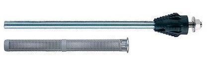 Fischer Abstandsmontagesystem Thermax 12/110 M12 gvz mit Ankerhülse FIS H 20x130 VPE 1 Stück