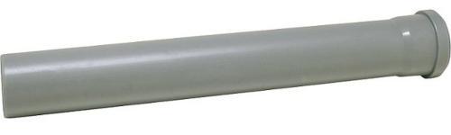 Valsir HT Abflussrohr DN100 D 110 L 750mm VPE15