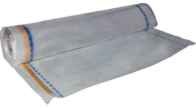 Dampfbremsfolie V-FOIL selbstklebend Rollenbreite 1,2m VPE 120m² für Fussbodenheizung