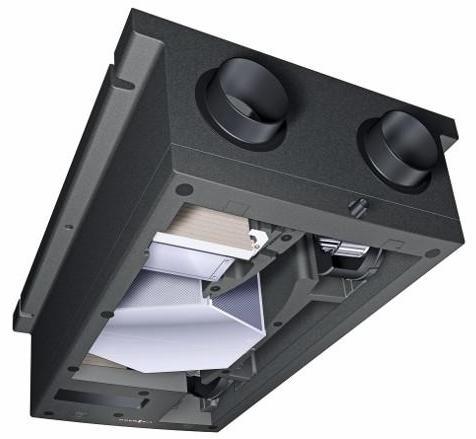 VIESSMANN Z014599 Vitovent 200-C Typ H11S A200 Zuluftanschluss Links