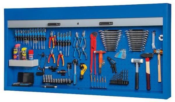 Werkzeugschrank-GEDORE-leer