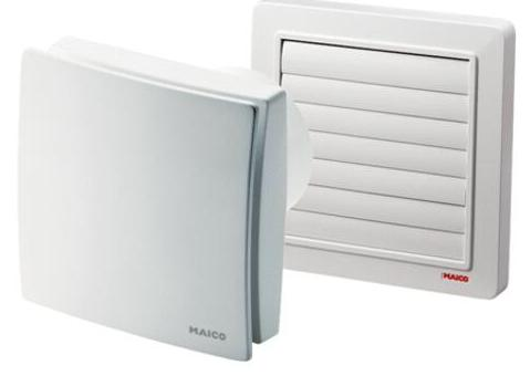 Maico AKE 150 Kleinraumventilator Kellerlüfter Automatische Kellerentfeuchtung, DN 150, Fördervolumen 250 m³/h 00840099 Kellerlüfter gegen Feuchtigkeit