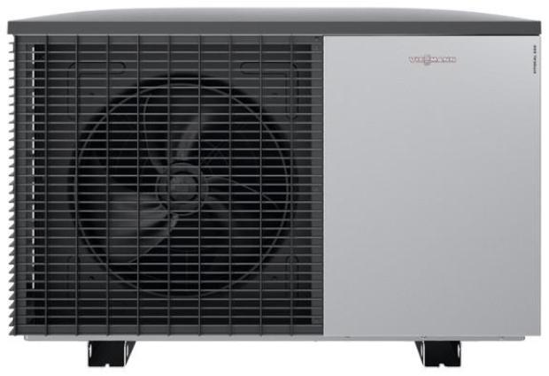 VIESSMANN Vitocal 200-S Typ AWB-E-AC 201.D Luft Wasser Wärmepumpen Split Ausführung Heizen und Kühlen