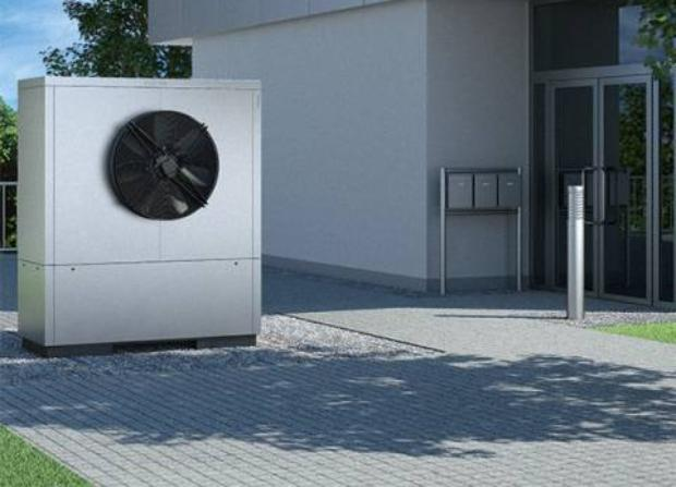 Viessmann Luft-Wasser-Wärmepumpe, Vitocal 300-A, Typ AWO 302.B60, Z017532