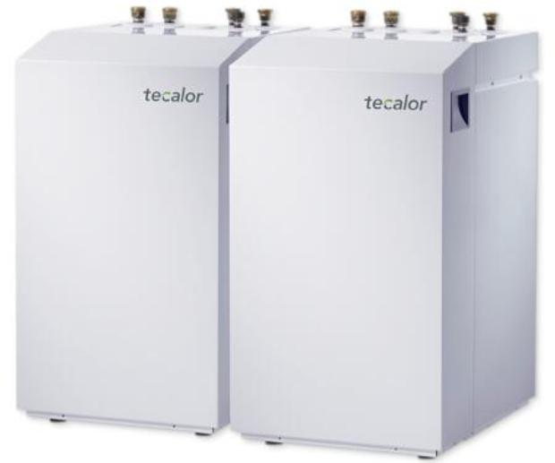 tecalor Sole/Wasser-Wärmepumpe, TTF 32 Set