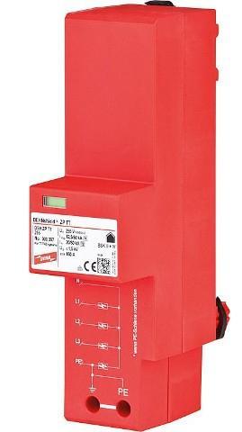 Kombiableiter DEHN DSH ZP TT 255 für Sammelschiene