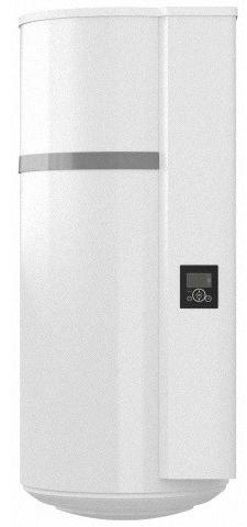 Panasonic Warmwasser Wärmepumpe, wandhängend, 100 Liter, ohne WT, Luftkanalanschluss 125mm, PAW-DHW100W-1