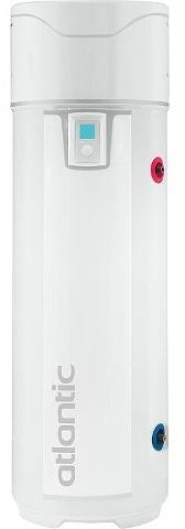Warmwasserwärmepumpe Explorer Evo 2 WT, Speicher 270 Liter, 1 Wärmetauscher Wärmepumpenboiler