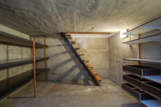 Enge Kellertreppe - Tipps für den Kellerausbau