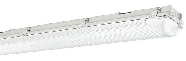 Ridi Feuchtraumleuchte LED PFZO-1x115/30ND-Set incl. 1x R-Tube 115/30W