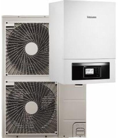 Buderus Logatherm Luft-Wasser-Wärmepumpe